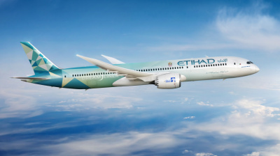 Etihad aims for zero carbon emissions within 30 years