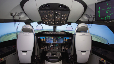 European airlines can now train 777, 787 pilots in Middle East