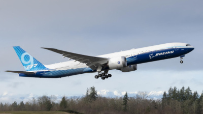 Boeing 777X programme set for boost with potential order for 12 jets