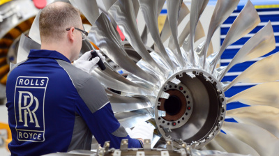Rolls-Royce powers down UK civil aviation operations temporarily