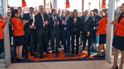 Jetex opens its first VIP Terminal in North Africa