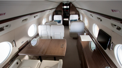 Jet Aviation adds G550 to its EMEA charter fleet