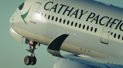 Cathay Pacific issues profit warning after slicing capacity