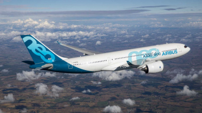 Airbus tests A330s on medical supply flights from China