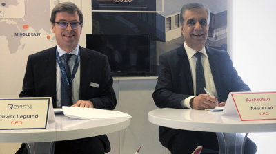 French MRO firm lands Air Arabia A320 contract