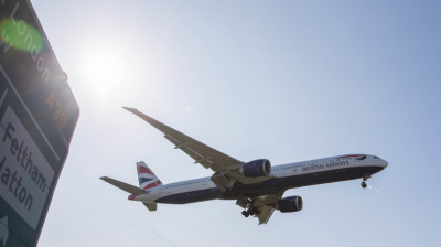 BA cancels flights on lucrative London-New York route