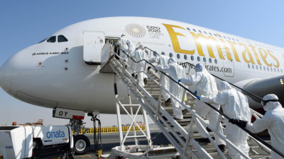 VIDEO: Emirates helps UAE carry message of trust during Covid-19 crisis