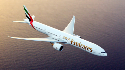Emirates continues to fly to over 100 cities