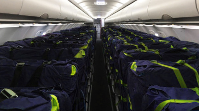 New cargo seat bags target airlines using passenger jets as freighters