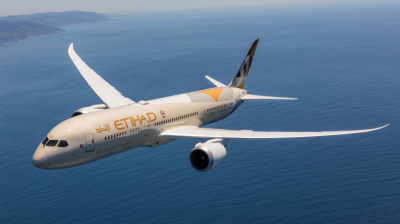Etihad Airways' network to reach nearly 60 destinations over summer