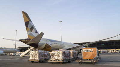 Etihad strikes cargo deal with Australian gov't to form dedicated freight service