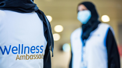 Abu Dhabi Intl and Etihad roll out Wellness Ambassador initiative