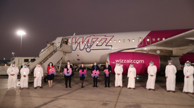 Wizz Air begins operations at Abu Dhabi International
