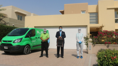 dnata introduces Covid-19 testing for home check-in service