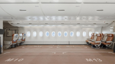 SNEAK PEAK: World's first cargo Airbus A380