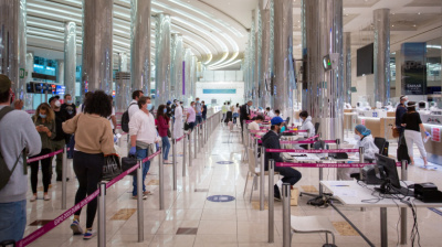 Dubai Intl receives 13 airlines in re-opening week