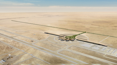Saudi's Red Sea airport awards airside contract