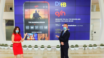 Dubai Airports offers OSN's streaming service to travellers
