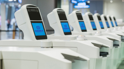 Creating a contactless airport for a post-pandemic industry