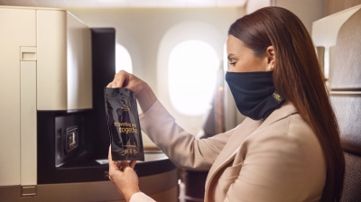 Etihad's First and Business Class passengers get premium Covid protection