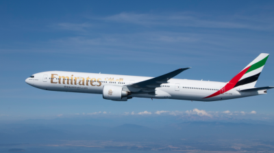 Emirates' network now at over 50% of pre-pandemic size
