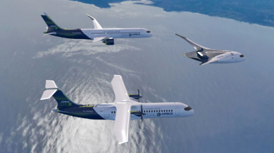 FIRST LOOK: Meet Airbus' three hydrogen commercial aircraft concepts