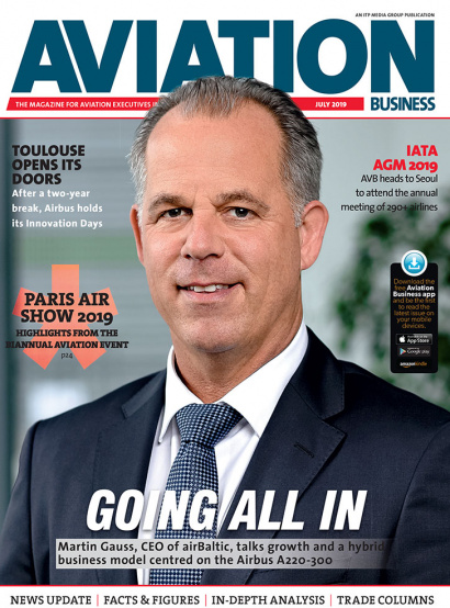 Aviation Business - July 2019