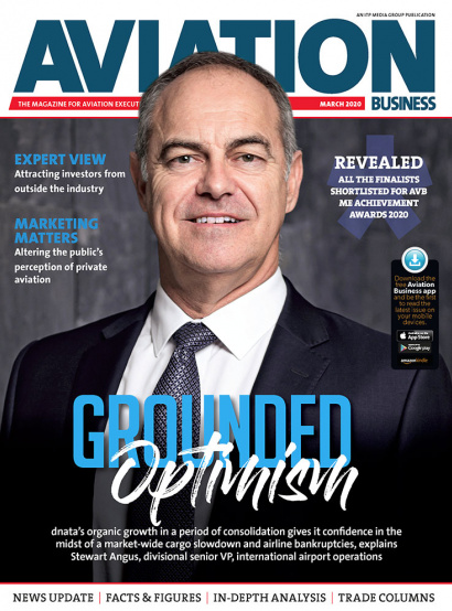 Aviation Business Middle East - March 2020