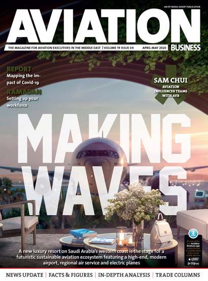 Aviation Business Middle East - April 2020
