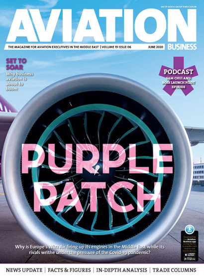 Aviation Business Middle East - June 2020