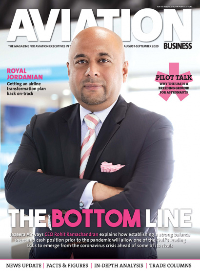 Aviation Business Middle East - August 2020