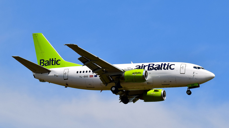 airBaltic's CEO talks hybrid model and importance of A220