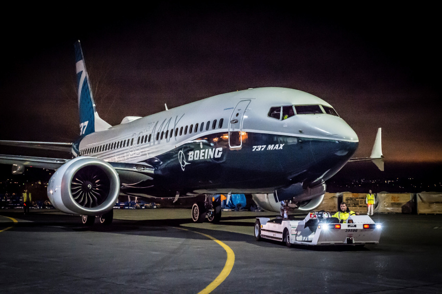 Unveiling the new Boeing 737 MAX 7