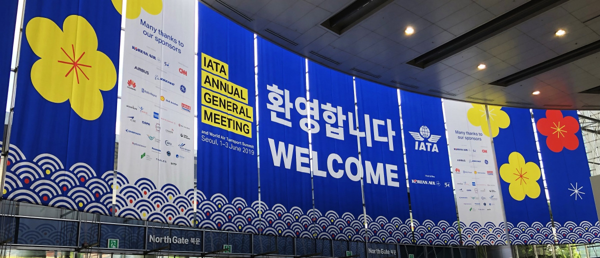 Gallery: 75th IATA Annual General Meeting