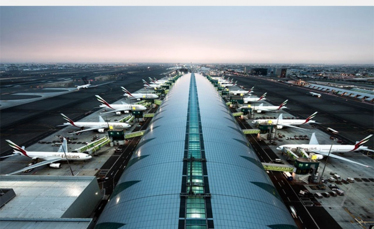 Passenger traffic at Dubai totalled 89,149,387 in 2018, a one percent increase in 2017, and ahead of London's Heathrow, which reached 80 million in the past 12 months.