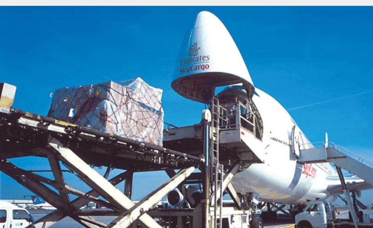 Globally, IATA said air freight demand rose 3.1% in October, with the pace of growth up from a 29-month low of 2.5% in September.