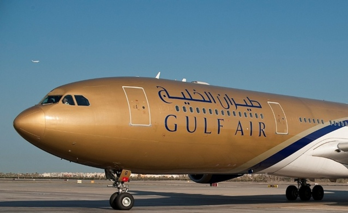 Gulf Air will operate five weekly non-stop flights from Bahrain International Airport.
