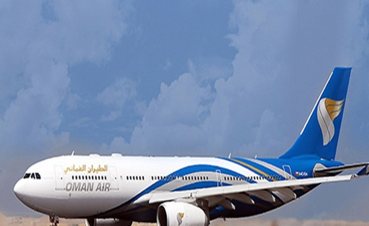 Oman Air is the national carrier for Oman.