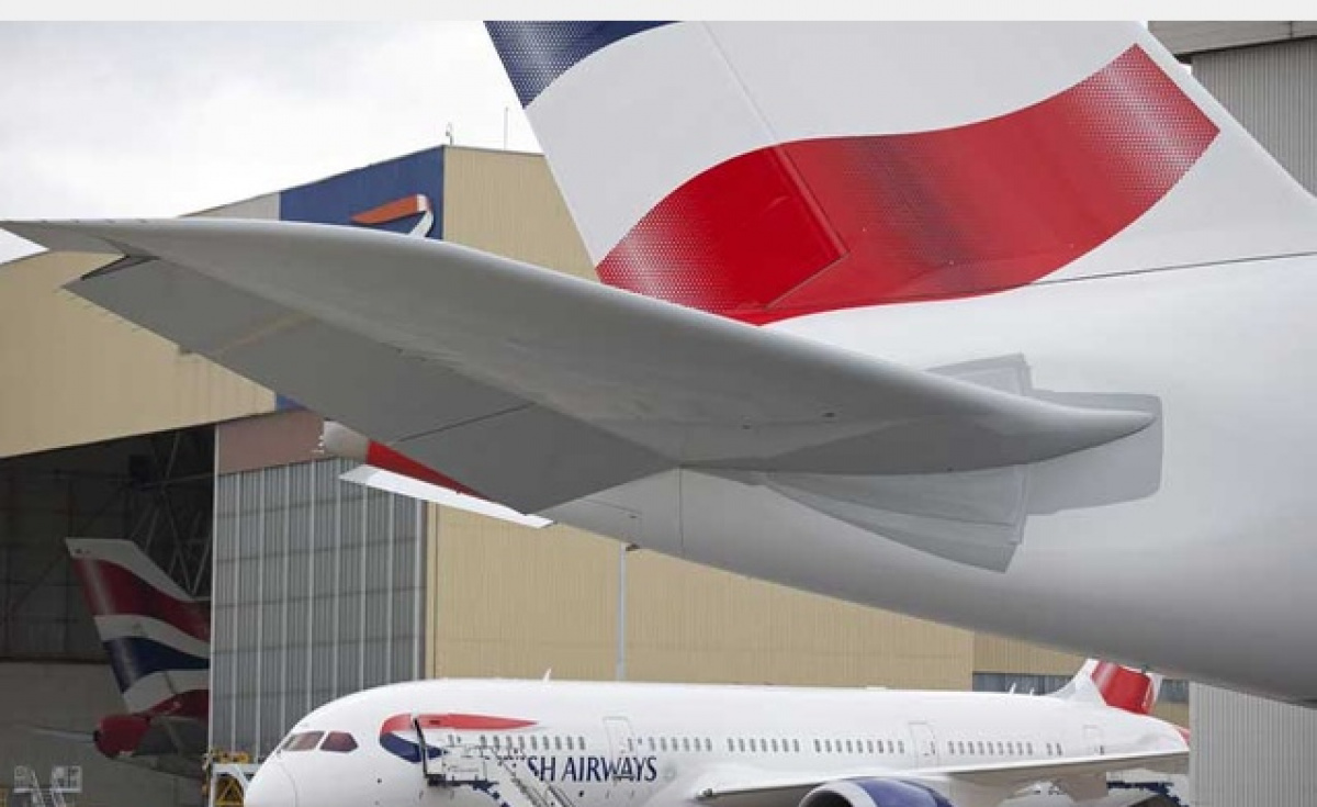 Scare of flying? BA says it can help (JUSTIN-TALLIS/AFP).