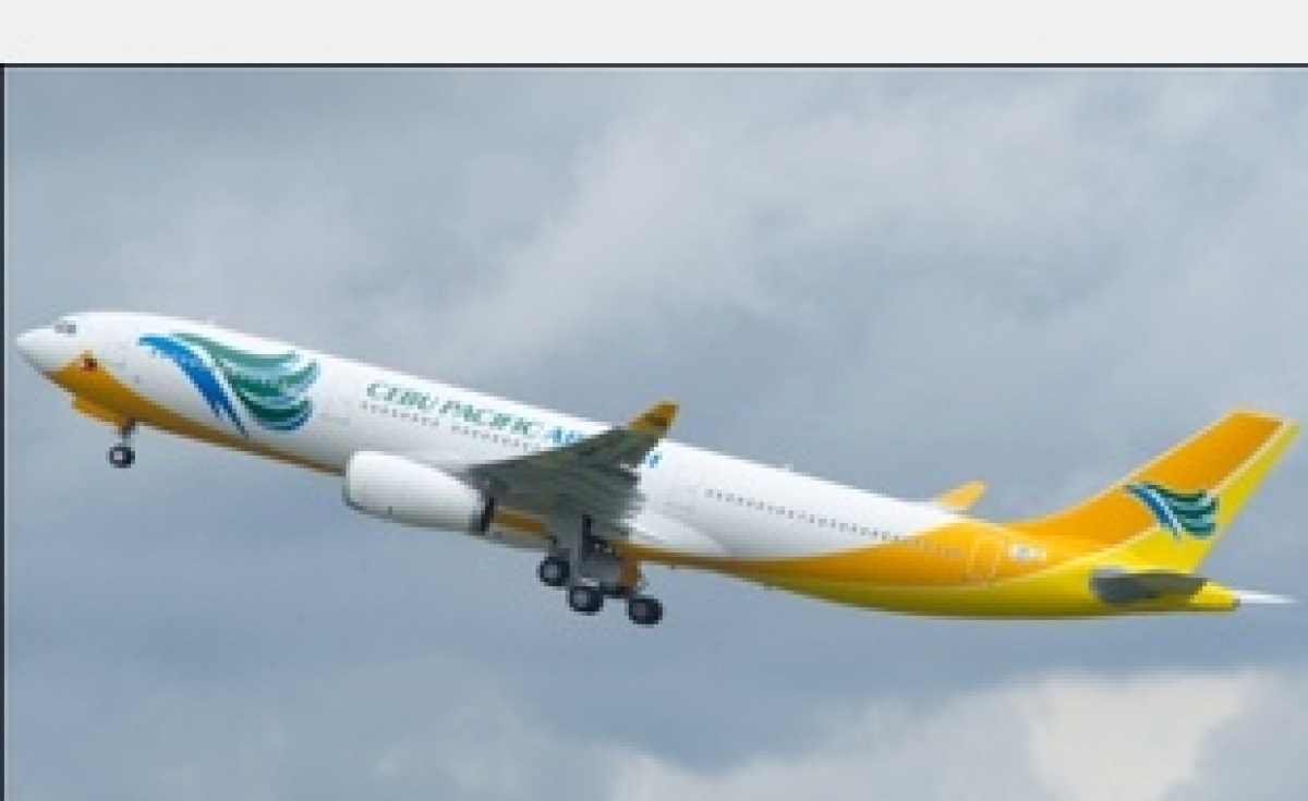 Cebu Pacific's cadet pilot program will select a total 240 candidates over a five-year period.