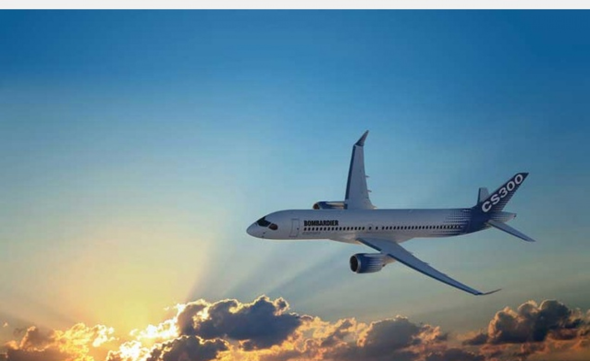 Egypt Air has confirmed it will buy 12 CS300 aircraft from Bombardier and reserved the right to buy an additional 12 on the same terms at a later date.