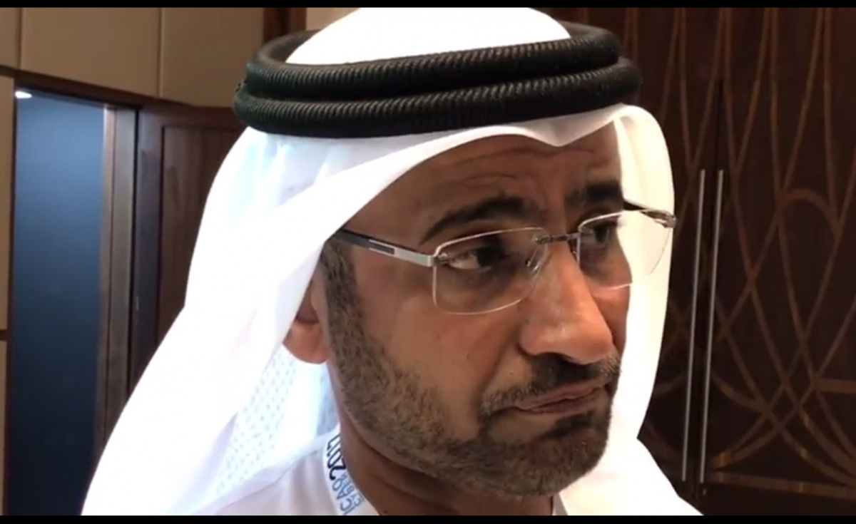 UAE General Civil Aviation Authority Director General Saif al Suwaidi says the UAE is already leading the pack in terms of aviation security, and a new declaration with the United Nation's ICAO will go a long way to solidify the commitment