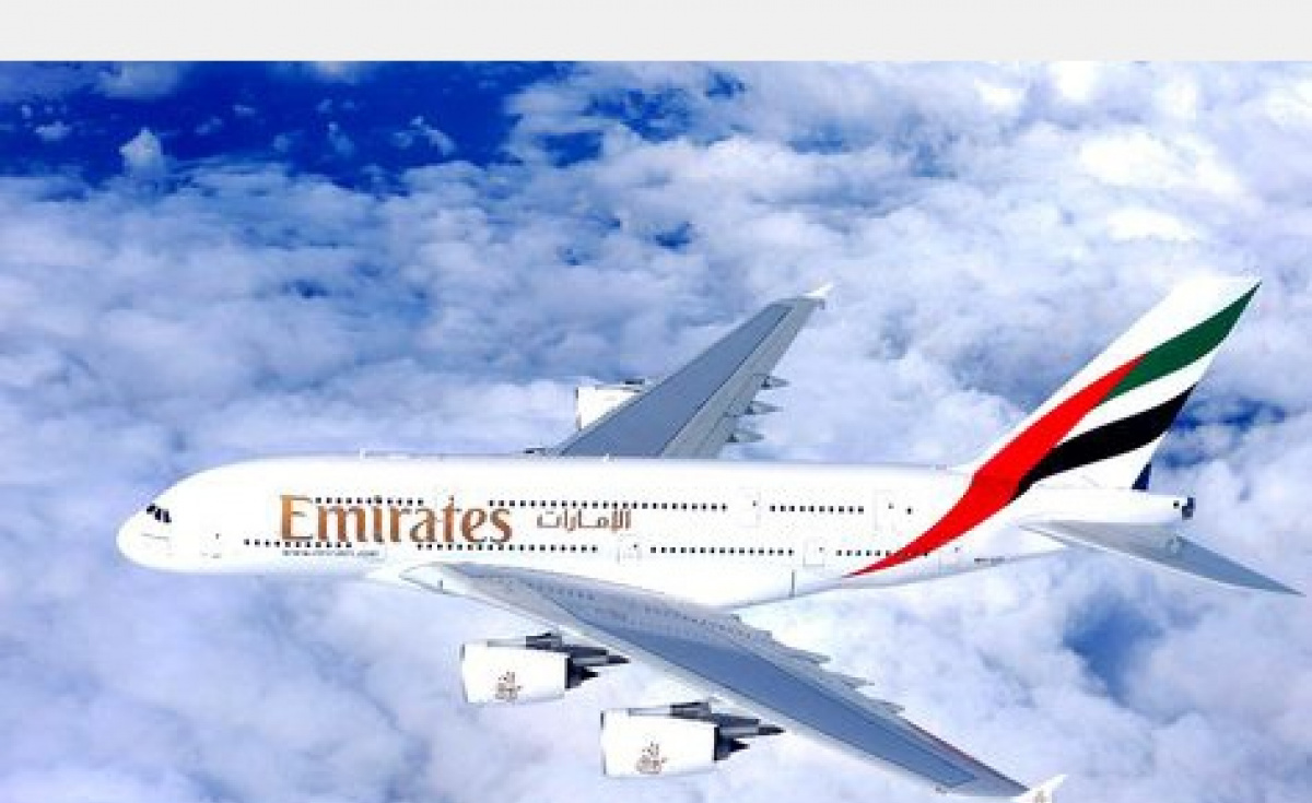 Last year the brand gave centre stage to its female employees on International Women's Day, including giving wings to two female pilots to fly the iconic Emirates Airbus A380 from Dubai to Vienna.