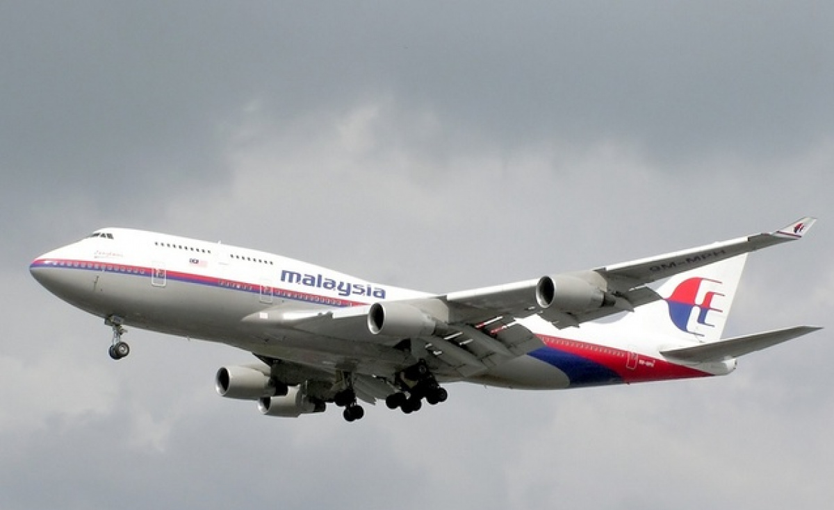 An investigation has been launched after a Malaysian Airlines plane's route was changed without pilot's knowledge (illustrative purposes)