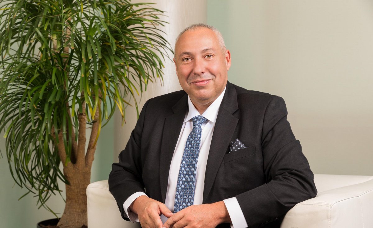 Mikail Houari, president for Africa and Middle East, Airbus.