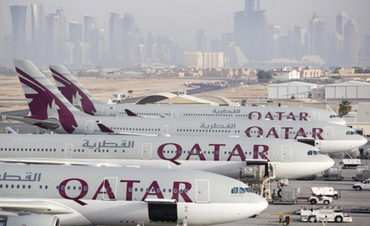 Qatar Airways isn't interested in adding a bit of SpiceJet to its operation.