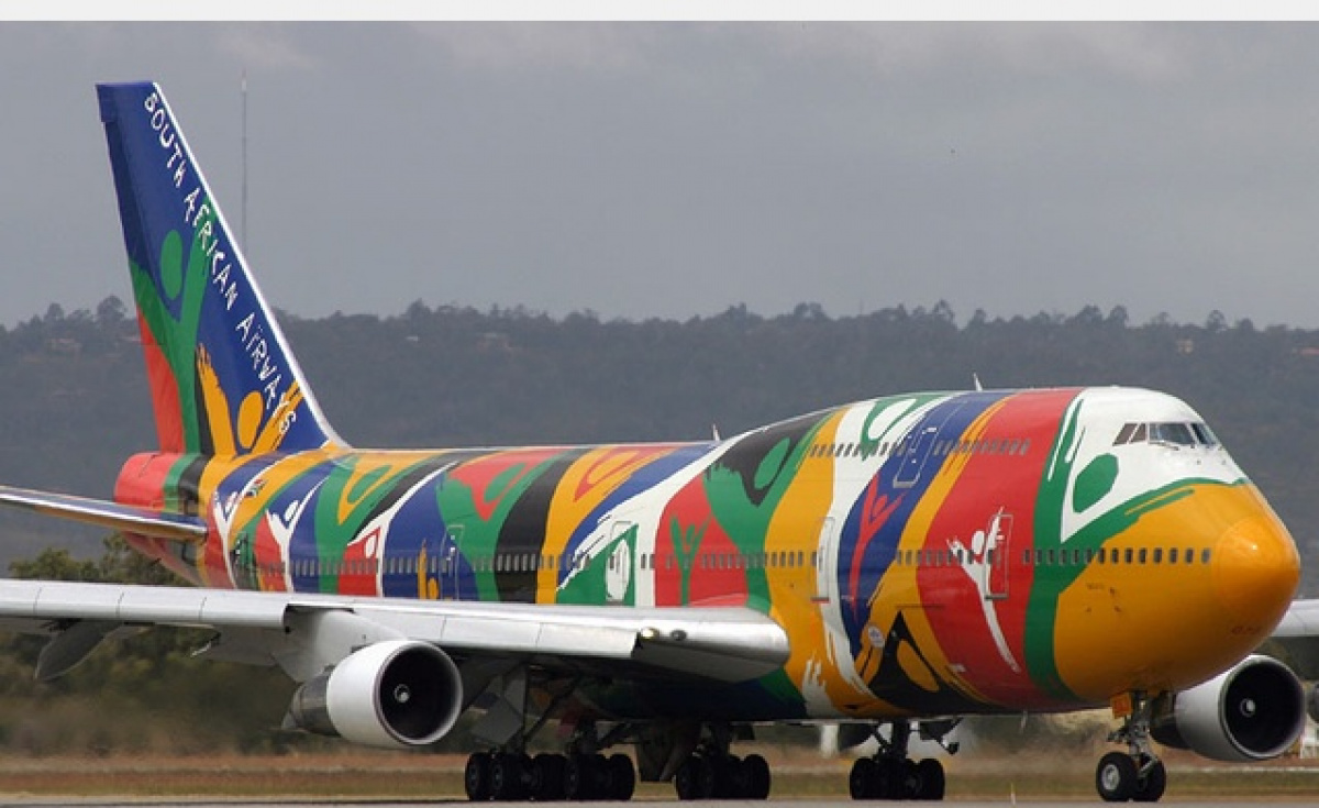 Africa, Gulf, Airlines