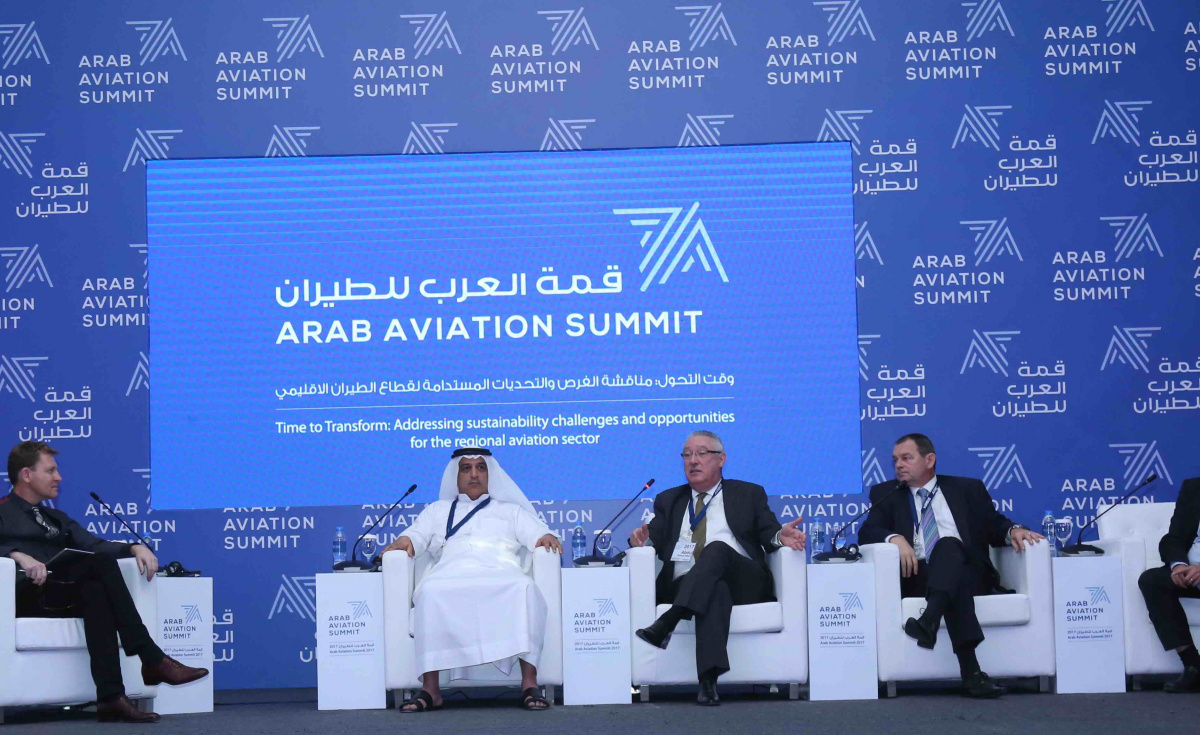 The summit was attended by more than 200 industry professionals from across 15 Arab nations.