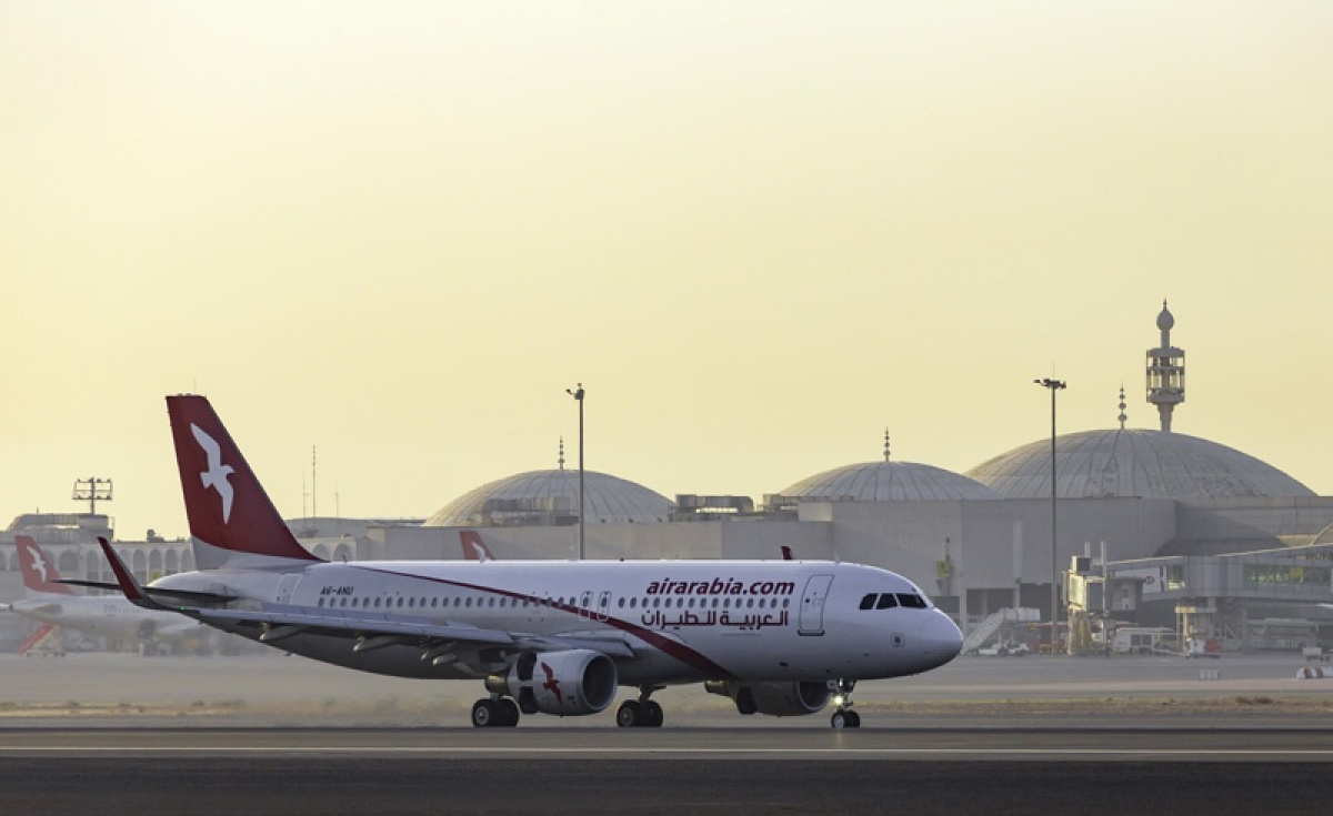 To date, Air Arabia oversees more than 155 routes across the globe from four hubs based in the Middle East and North Africa.