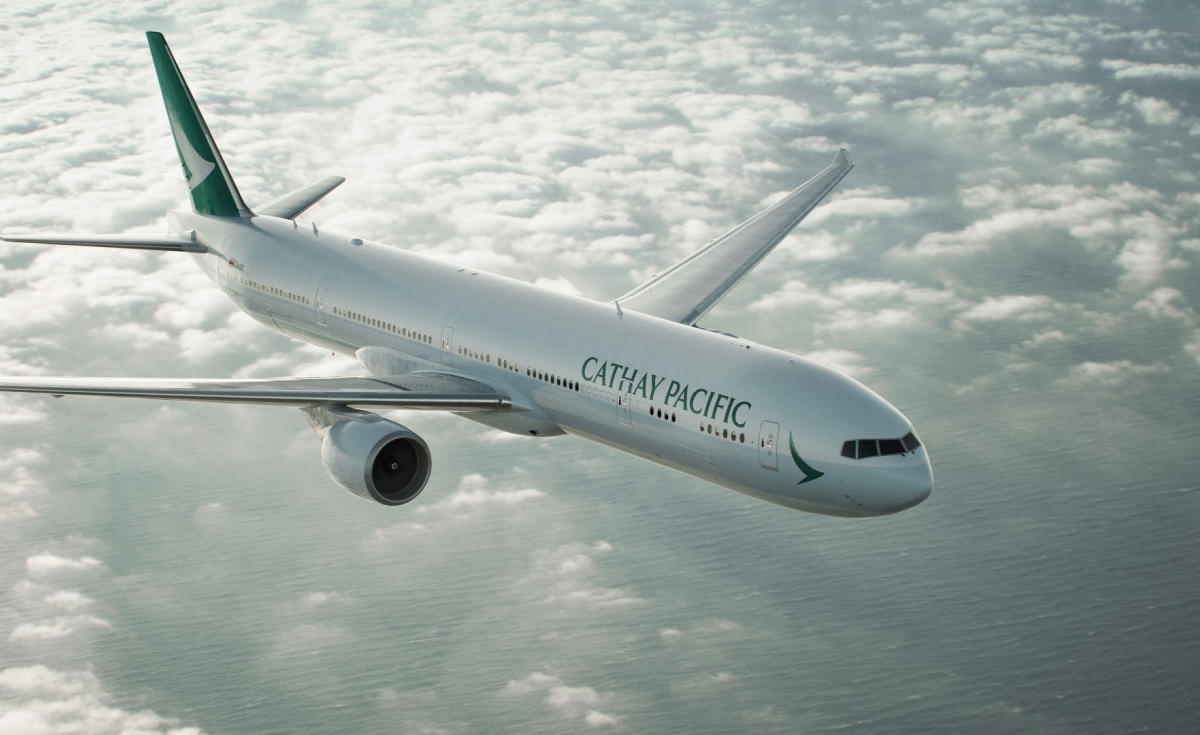 Cathay Pacific's Rupert Hogg apologised for the data breach in an official statement.